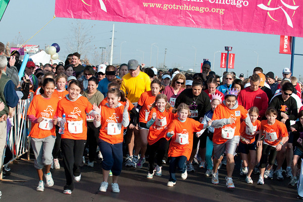 this saturday toyota park will be a sea of pink tiaras boas and smiling faces as we host the new balance girls on the run chicago 5k presented by the - Halloween Run Chicago