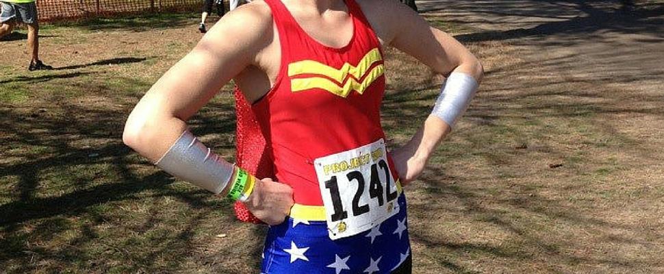 wonder woman runner