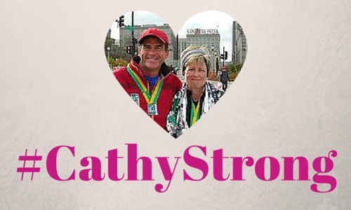 #CathyStrong